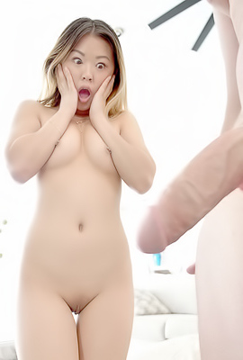 /Lulu Chu Plays With A Vibrator Before Getting Fucked